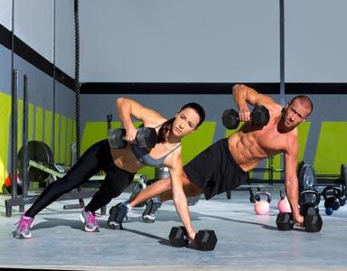 2-1-training with Intelligent Fitness